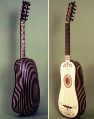 Barockgitarre nach Sellas